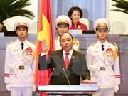 各国政府首脑向越南新任政府总理阮春福致贺电