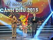 2015年越南电影金风筝奖结果揭晓