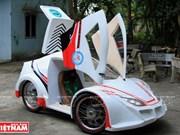 LH-Gold Energy 汽车的创制