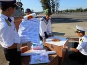 长沙岛县各岛屿投票站比全国选举之日早一周举行选举投票活动