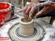 河内市嘉林县金兰制陶业