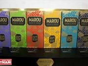 越南可可制成的Marou巧克力