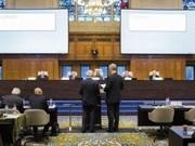 新加坡、泰国和印度对菲东海仲裁案的最终裁决所作出的反应
