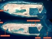 外交部发言人黎海平:越南要求中国终止侵犯越南主权的行为