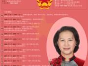 越南第十四届国会主席阮氏金银简历