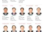 2016-2021年任期越南政府成员