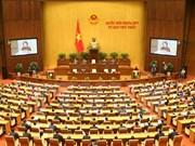 第十四届国会第一次会议在河内闭幕      努力完成同胞和选民赋予的重任