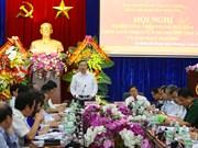 西原地区推动经济社会发展 实现可持续扶贫