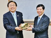 日本青森县企业希望赴越南寻找投资机会