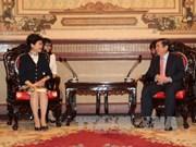 中国香港希望与胡志明市促进投资合作
