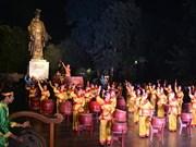 精彩纷呈河内——升龙古典舞蹈、歌曲(组图)