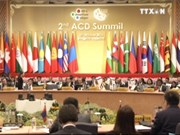 第二届亚洲合作对话峰会拉开序幕