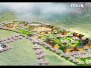 越南河江省大力推进蒙族旅游文化村项目开展进度
