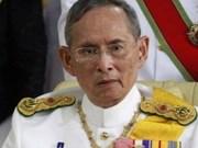 泰国国王普密蓬去世 享年88岁