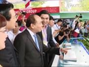 阮春福总理:政府承诺为在隆安省投资兴业的投资商提供便利
