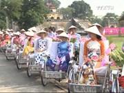 """越南将""""奥黛""""发展成为独特旅游产品"""