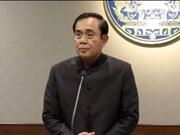 泰国总理巴育泄漏王储登机日期