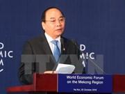 阮春福总理出席2016年世界经济论坛湄公河会议