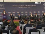 阮春福总理出席世界经济论坛湄公河会议