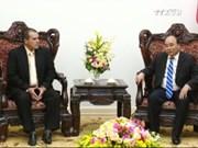 越南政府总理会见古巴拉丁美洲通讯社社长