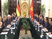 越南致力于加强越德友好关系