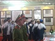 有关黄沙和长沙群岛的资料图片展在河南省举行