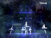俄罗斯《芭蕾舞与灯光》剧院舞蹈演员重返越南舞台