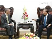 越南政府总理会见葡萄牙新任驻越大使
