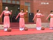 蒙族特色文化展   弘扬蒙族同胞传统文化