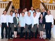 越南政府总理阮春福:朔庄省应开发高经济效益产品