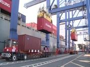 2016年前10月越南从中国,韩国商品进口额达逾600亿美元