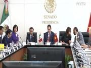 越南与墨西哥加强议会之间的交流合作