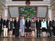 胡志明市与比利时东弗兰德省加强农业合作