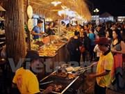 """""""多感官美食艺术""""2016年各国美食节在胡志明市举办(组图)"""