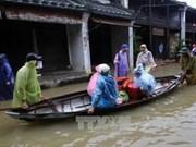 越南中部和西原地区洪水损失高达6080亿越盾