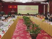 阮春福总理要求各宗教组织积极参与建国卫国事业