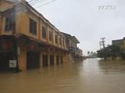 洪灾对会安世界文化遗产造成威胁