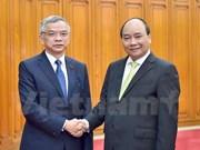 阮春福总理:希望老挝密切监视湄公河流域各水电项目所造成的影响