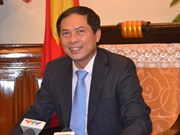 越南大力推动与世界各国经济合作发展