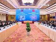 越老政府间联合委员会第39次会议在河内开幕