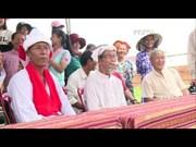 占族传统手工艺村——宁顺省新兴旅游目的地