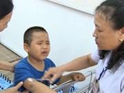 南定省残疾儿童康复中心   残疾儿童梦想寄托的地方
