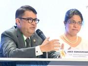 越南出席东盟高官会 为第30届东盟峰会做好准备