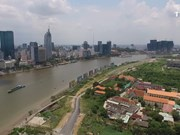 建设首添都市区 开创胡志明市发展新格局