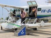越南旅游形象大使访问《金刚:骷髅岛》取景地