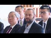 阮春福总理在世界经济论坛东盟峰会期间开展各项活动