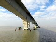东南亚最长跨海大桥即将竣工