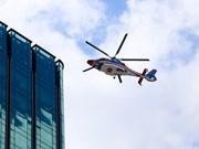 胡志明市开通直升机客运服务