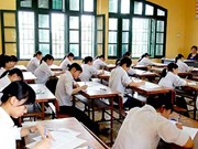2017年越南高中会考正式开考