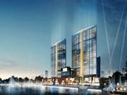 胡志明市拟于8月份推出音乐喷泉表演活动